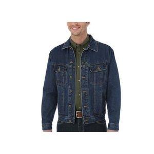 Mens Vintage Wrangler Jean/Denim Jacket size L